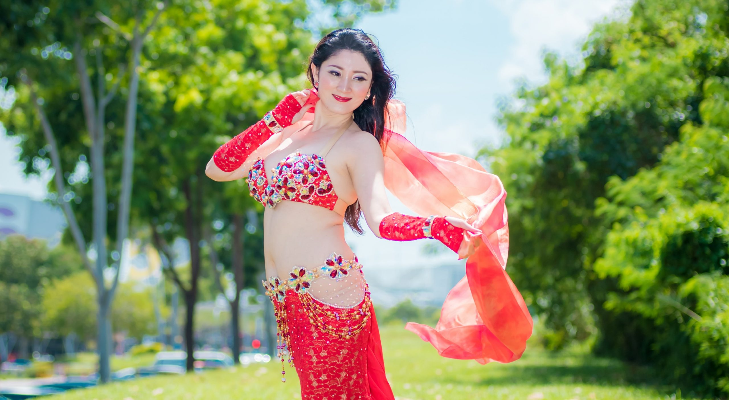 Belly Dance Instructor in Singapore