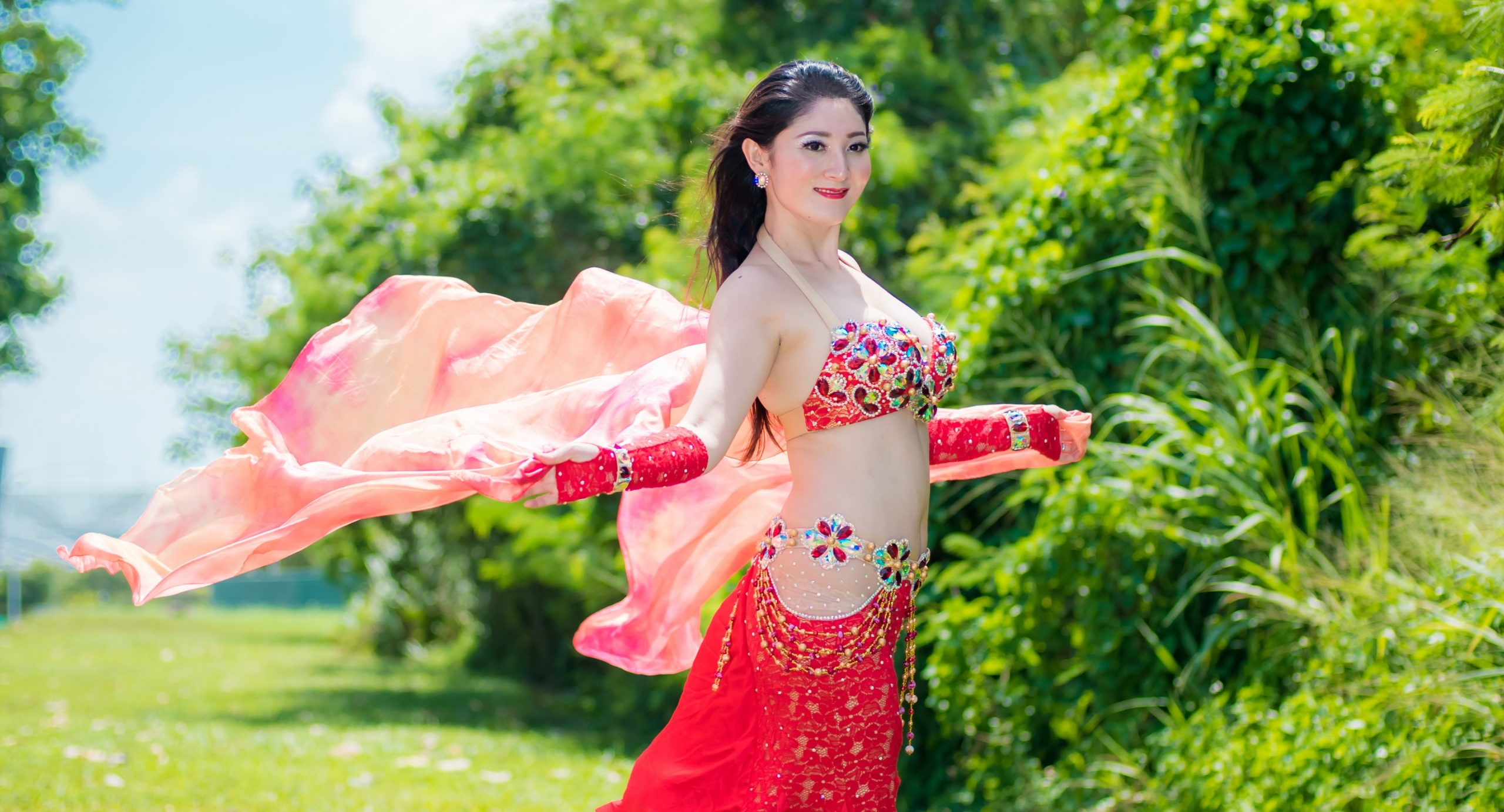 Belly Dancer for Hire