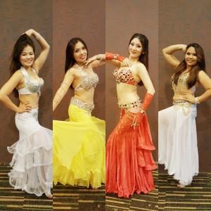All dancers