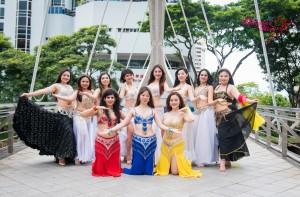 World Bellydance Day Singapore 2017