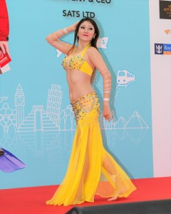 giselle belly dance 2