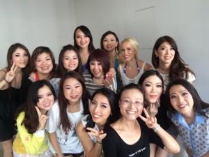 makeup artist 1