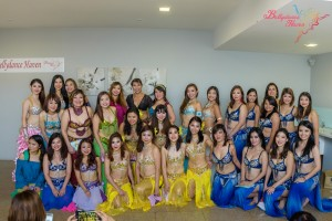 Bellydance Haven Dinner Party 2016